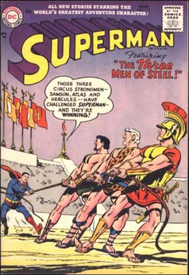 Superman (1939) 112-A by DC