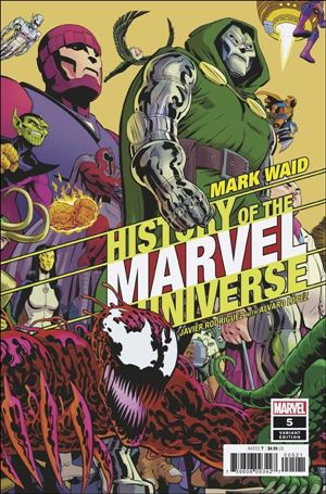 History of the Marvel Universe (2019) 5-B