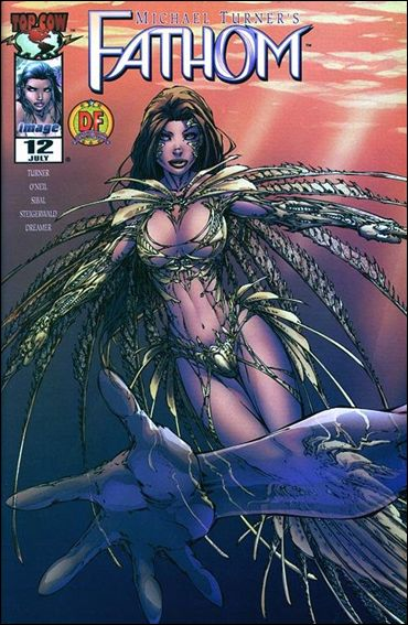 Fathom (1998) 12-D by Top Cow