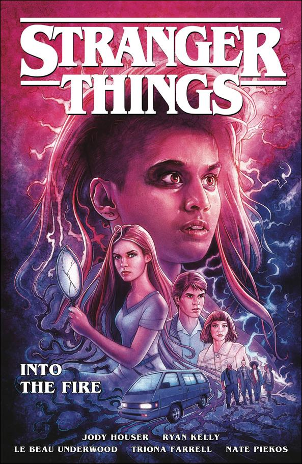 Stranger Things 3-A by Dark Horse