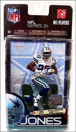 NFL (Series 24) Felix Jones (Cowboys)
