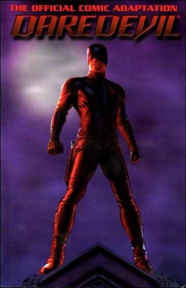 Daredevil: The Movie 1-A by Marvel