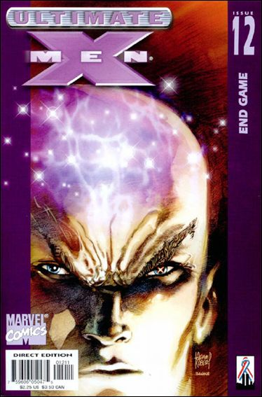 Ultimate X-Men (2000) 12-A by Marvel