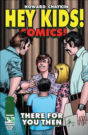 Hey Kids! Comics! 5-B