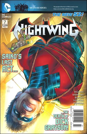 Nightwing (2011) 7-A by DC