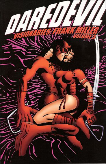 Daredevil Visionaries: Frank Miller 3-A by Marvel