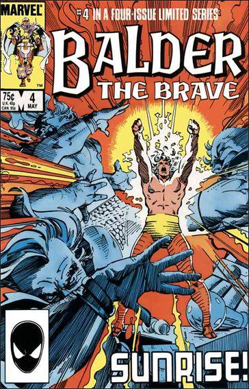 Balder the Brave 4-A by Marvel