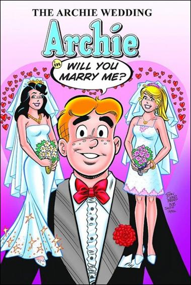 "Archie Wedding: Archie In ""Will You Marry Me?"" 1-A by Archie"