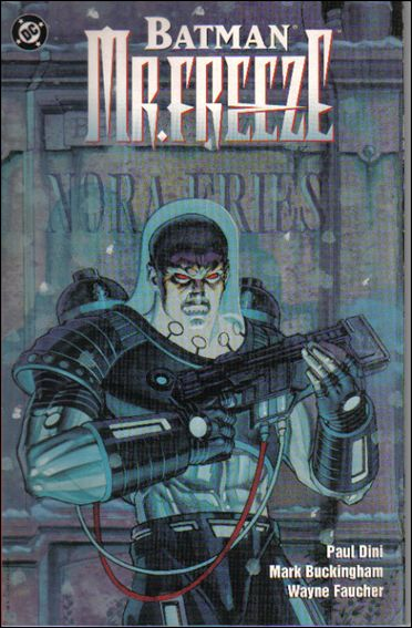 Batman: Mr. Freeze nn-A by DC