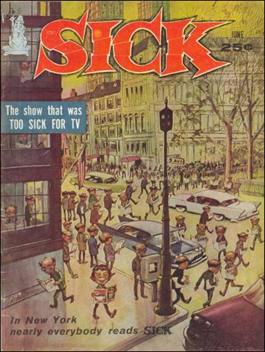 Sick (1960) 6-A by Prize