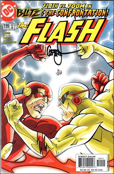 Flash (1987) 199-B by DC