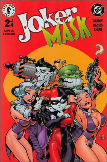 Joker/Mask 2-A by Dark Horse