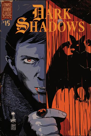 Dark Shadows (2011) 15-A by Dynamite Entertainment