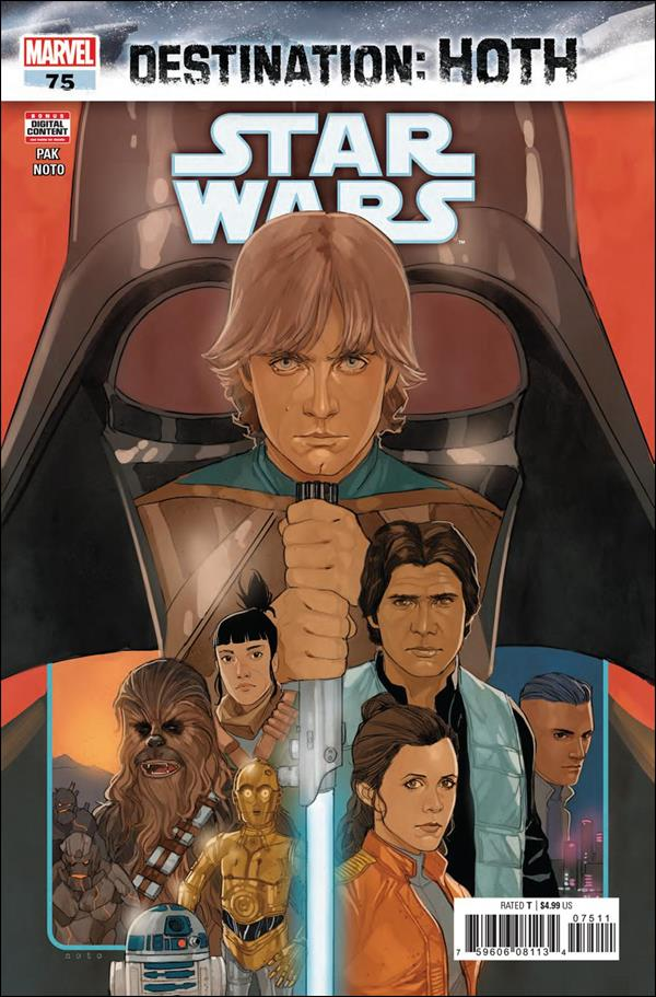 Star Wars (2015) 75-A by Marvel