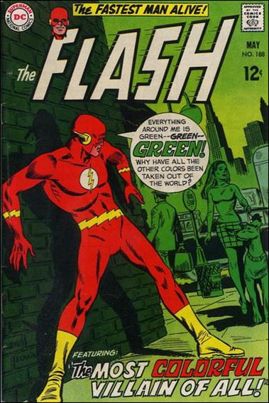 Flash (1959) 188-A by DC