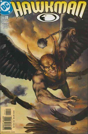 Hawkman (2002) 11-A by DC