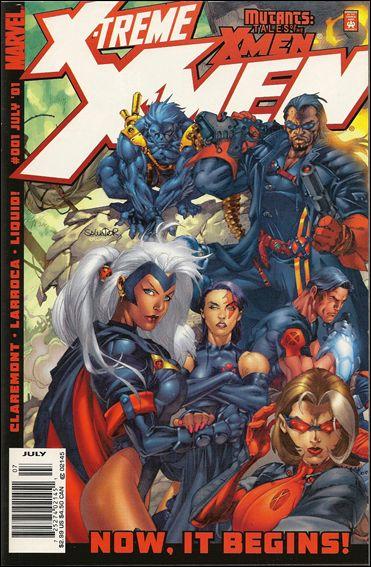 X-Treme X-Men (2001) 1-B by Marvel