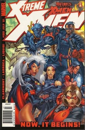 X-Treme X-Men (2001) 1-B