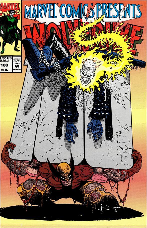 Marvel Comics Presents (1988) 100-A by Marvel