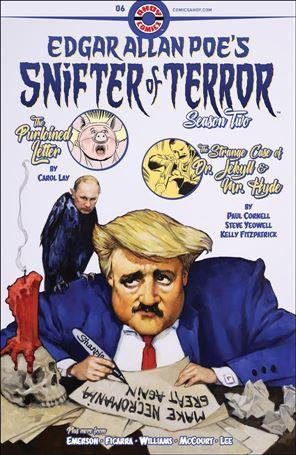 Edgar Allan Poe's Snifter of Terror Season Two 6-A