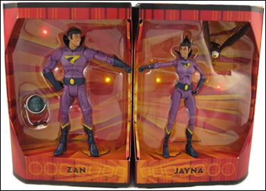 DC Universe Classics (2-Packs) Wonder Twins by Mattel