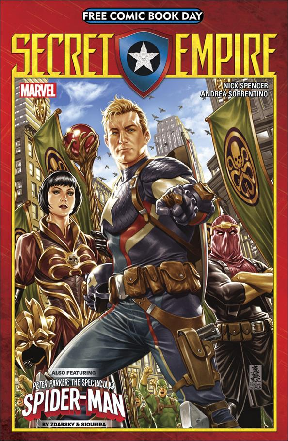 Free Comic Book Day 2017 (Secret Empire) 1-A by Marvel