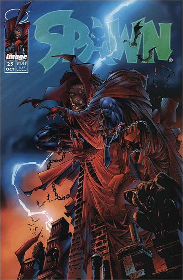 Spawn 25-A by Image
