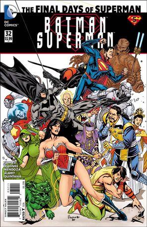 Batman/Superman 32-A
