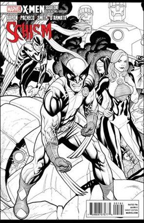 X-Men: Schism 1-H