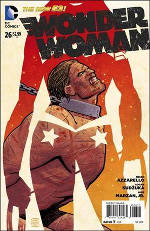 Wonder Woman (2011) 26-A