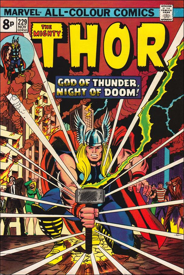 Thor (1966) 229-B by Marvel