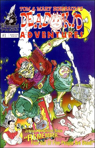 Dead Kid Adventures 1-A by Knight Press