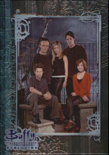 Buffy the Vampire Slayer: Evolution (Base Set) 28-A by Inkworks