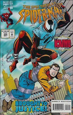 Spectacular Spider-Man (1976) 224-A