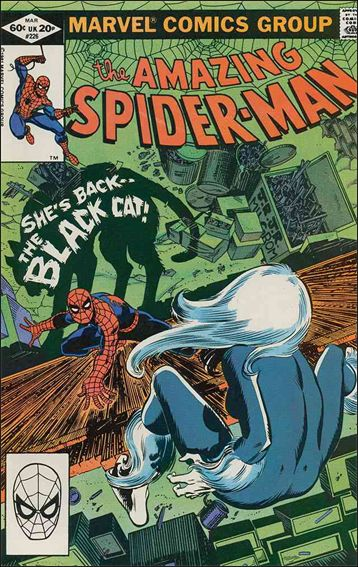 Amazing Spider-Man (1963) 226-A by Marvel