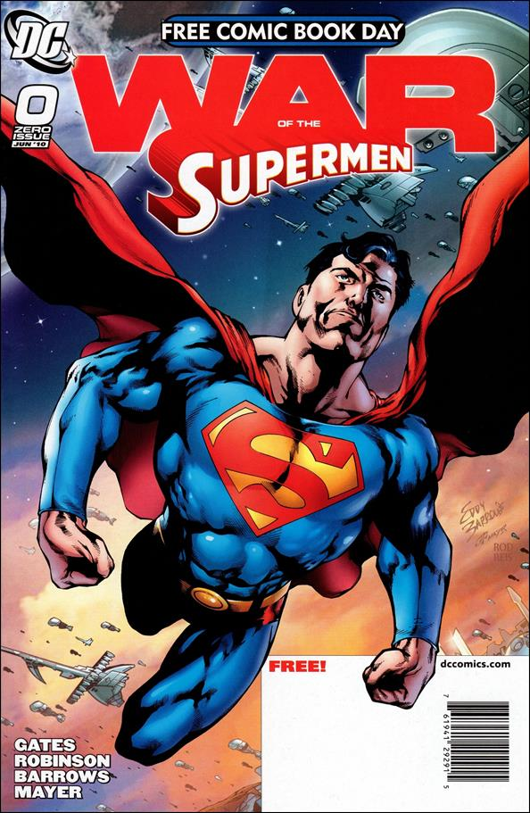 Superman: War of the Supermen 0-A by DC
