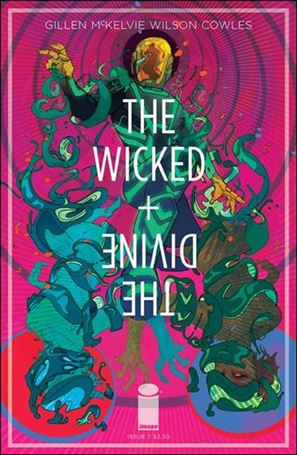 Wicked + the Divine 7-B