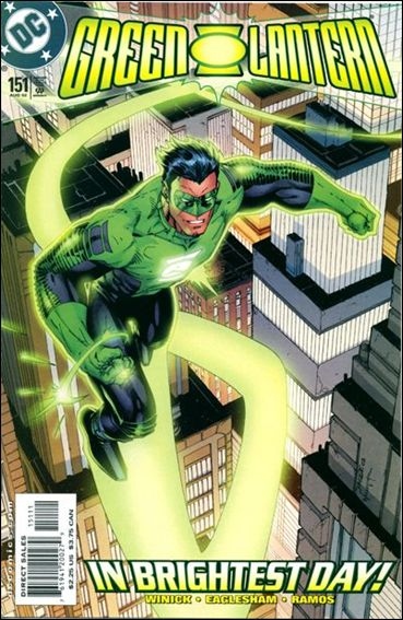 Green Lantern (1990) 151-A by DC
