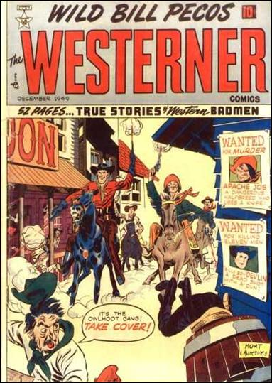 Westerner (1948) 24-A by Toytown