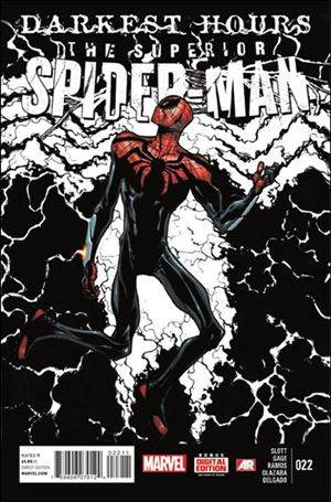 Superior Spider-Man 22-A