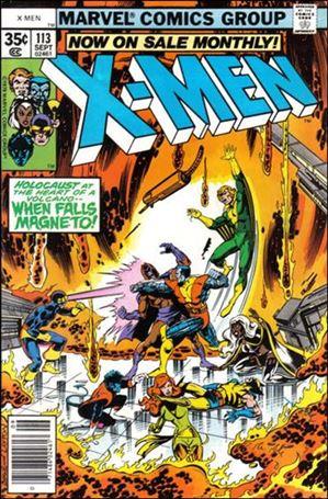 X-Men (1963) 113-A