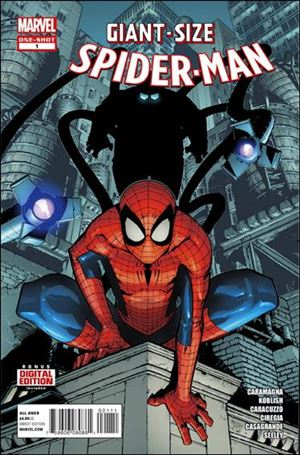 Giant-Size Spider-Man (2014) 1-A