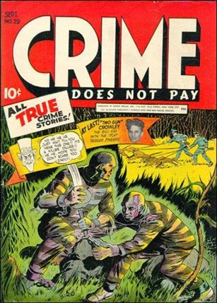 Crime Does Not Pay 29-A