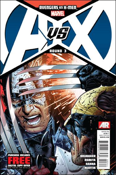 Avengers vs X-Men 3-A by Marvel