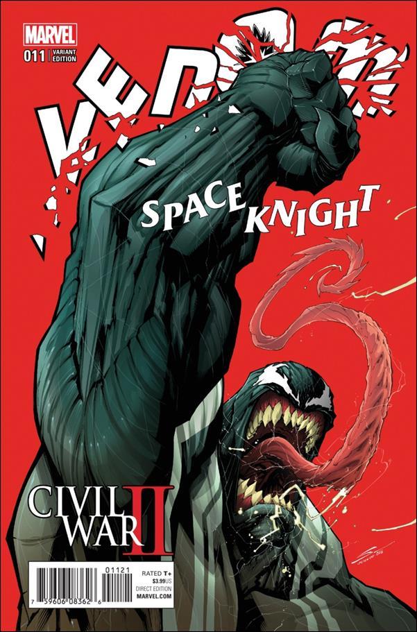 Venom: Space Knight 11-B by Marvel