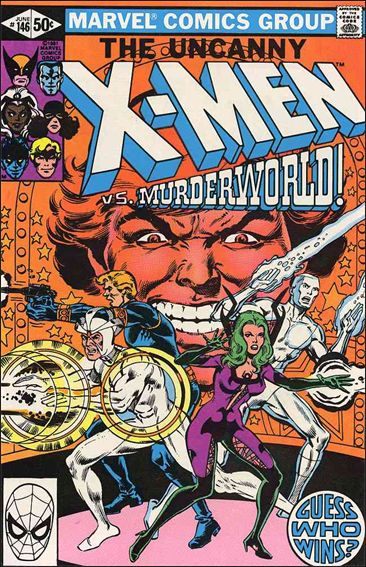 Uncanny X-Men (1981) 146-A by Marvel