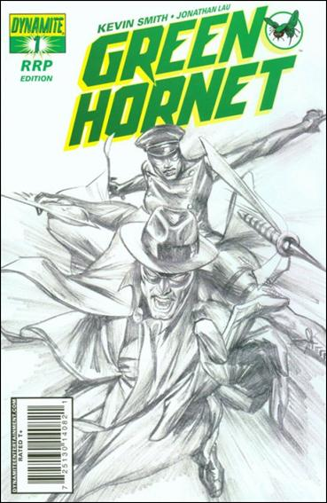 Green Hornet (2010) 1-H by Dynamite Entertainment