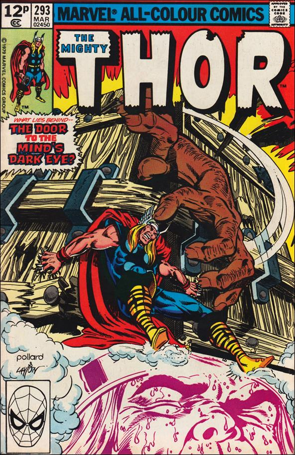 Thor (1966) 293-B by Marvel