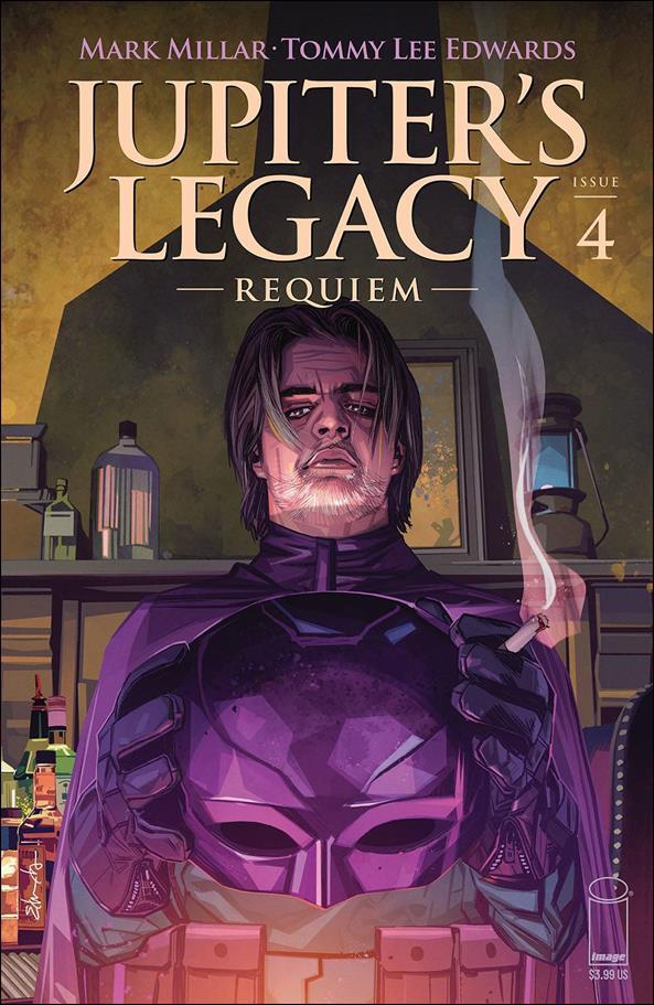 Jupiter's Legacy: Requiem 4-A by Image