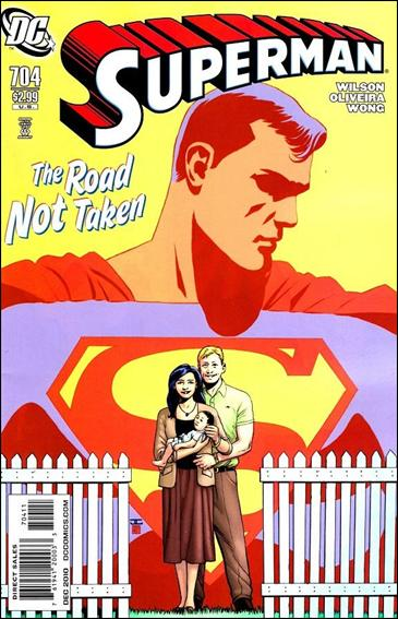 Superman (1939) 704-A by DC